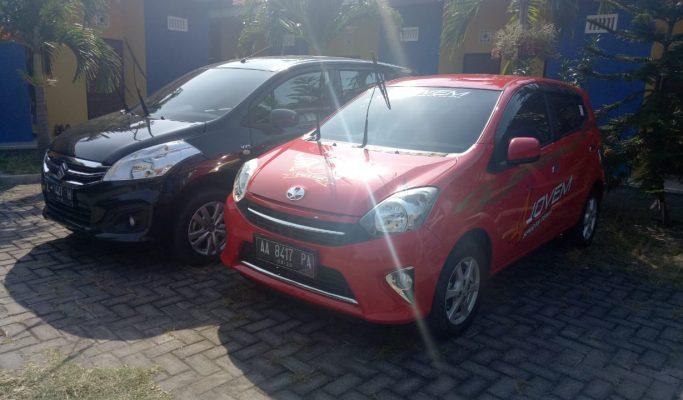 Rental Mobil Agya Matic Surabaya