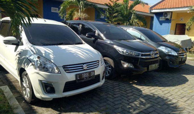 Rental mobil Suzuki All New Ertiga 2018 di Surabaya