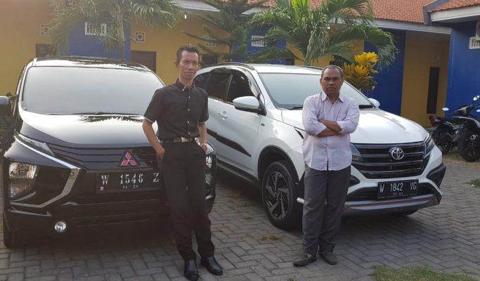 Rental mobil Toyota Fortuner di Surabaya